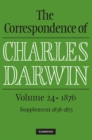 The Correspondence of Charles Darwin: Volume 24, 1876 - Book