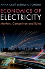 Economics of Electricity : Markets, Competition and Rules - Book