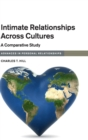 Intimate Relationships across Cultures : A Comparative Study - Book