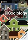 Cambridge International AS and A Level Sociology Teacher's Resource CD-ROM - Book