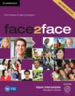 Face2face Upper Intermediate Student's Book with DVD-ROM - Book