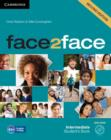 Face2face Intermediate Student's Book with DVD-ROM - Book
