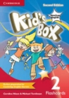 Kid's Box American English Level 2 Flashcards (Pack of 103) - Book