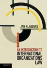 An Introduction to International Organizations Law - Book