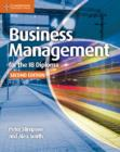 Business Management for the IB Diploma Coursebook - Book