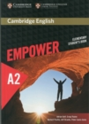 Cambridge English Empower Elementary Student's Book - Book