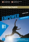 Cambridge English Empower Pre-intermediate Student's Book with Online Assessment and Practice, and Online Workbook - Book