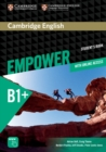 Cambridge English Empower Intermediate Student's Book with Online Assessment and Practice and Online Workbook - Book