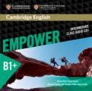Cambridge English Empower Intermediate Class Audio CDs (3) - Book