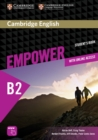 Cambridge English Empower Upper Intermediate Student's Book with Online Assessment and Practice, and Online Workbook - Book