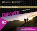 Cambridge English Empower Upper Intermediate Class Audio CDs (3) - Book