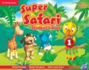 Super Safari American English Level 1 Student's Book with DVD-ROM - Book