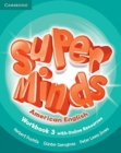 Super Minds American English Level 3 Workbook with Online Resources - Book