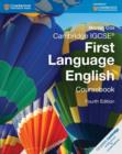 Cambridge IGCSE First Language English Courswork Ebook - eBook