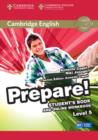 Cambridge English Prepare! Level 5 Student's Book and Online Workbook - Book