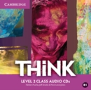 Think Level 2 Class Audio CDs (3) - Book