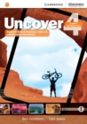 Uncover Level 4 Combo A with Online Workbook and Online Practice - Book