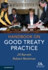 Handbook on Good Treaty Practice - Book