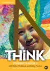 Think Level 3 Student's Book with Online Workbook and Online Practice - Book