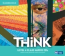 Think Level 4 Class Audio CDs (3) - Book