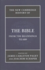 New Cambridge History of the Bible : The New Cambridge History of the Bible 4 Volume Set - Book