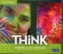 Think Starter Class Audio CDs (3) - Book