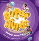 Super Minds American English Level 6 Student's Book with DVD-ROM - Book