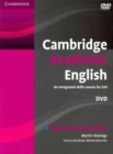 Cambridge Academic English B2 Upper Intermediate Class Audio CD and DVD Pack : An Integrated Skills Course for EAP - Book