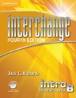 Interchange Intro Student's Book B with Self-study DVD-ROM - Book