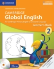 Cambridge Global English Stage 2 Learner's Book with Audio CD : for Cambridge Primary English as a Second Language - Book