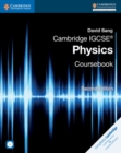 Cambridge International IGCSE : Cambridge IGCSE (R) Physics Coursebook with CD-ROM - Book