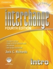 Interchange Intro Full Contact with Self-study DVD-ROM - Book