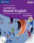 Cambridge Global English Stage 8 Coursebook with Audio CD : For Cambridge Secondary 1 English as a Second Language - Book