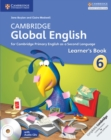 Cambridge Global English Stage 6 Learner's Book with Audio CD : for Cambridge Primary English as a Second Language - Book