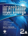 Interchange Level 2 Full Contact A with Self-study DVD-ROM - Book