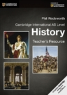 Cambridge International as Level History Teacher's Resource CD-ROM - Book