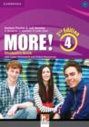 More! Level 4 Student's Book with Cyber Homework and Online Resources - Book