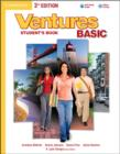 Ventures : Ventures Basic Student's Book with Audio CD - Book