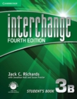 Interchange Fourth Edition : Interchange Level 3 Student's Book B with Self-study DVD-ROM - Book