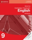 Cambridge Checkpoint English Workbook 9 - Book