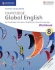 Cambridge Global English Stages 7-9 Stage 8 Workbook - Book