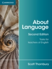 About Language : Tasks for Teachers of English - Book