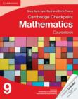 Cambridge Checkpoint Mathematics Coursebook 9 - Book