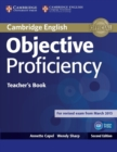 Objective : Objective Proficiency Teacher's Book - Book