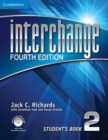 Interchange Level 2 Student's Book with Self-study DVD-ROM and Online Workbook Pack - Book