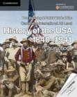 Cambridge International AS Level History of the USA 1840-1941 Coursebook - Book