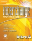 Interchange Intro Full Contact A with Self-study DVD-ROM - Book