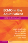 ECMO in the Adult Patient - Book
