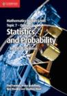 Mathematics Higher Level for the IB Diploma Option Topic 7 Statistics and Probability - Book