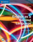 Introduction to English as a Second Language Coursebook with Audio CD - Book